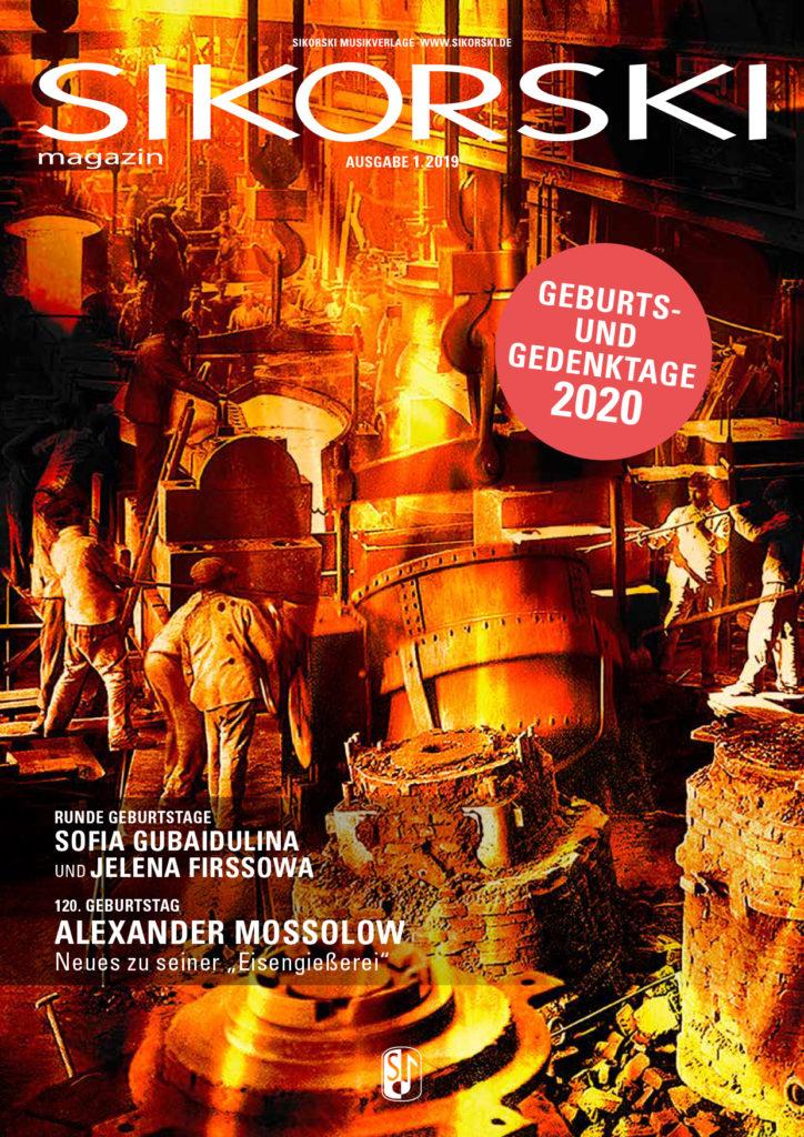 SIKORSKI magazine issue 01/2019